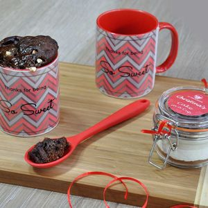 'Thanks For Being So Sweet' Personalised Mug Cake - new in home
