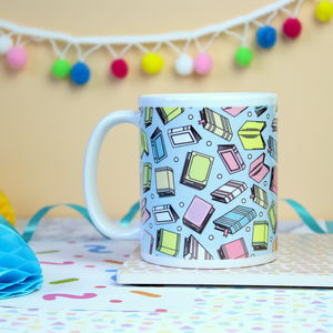 Book Lovers Mug - mugs