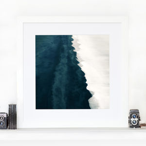Black Sand - limited edition art