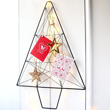 Tree Christmas Card Holder