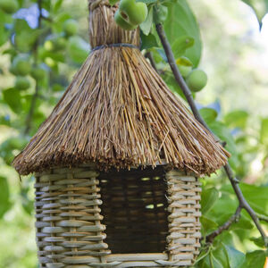 Bird Hut Bh1 Set Of Two