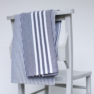 Revival Tea Towels In Sustainable Recycled Fabric