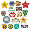 Merit Patch Badge Set For Children