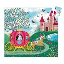 Princess Carriage Jigsaw Puzzle