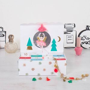 Advent Calendar With Bracelet And Charms - advent calendars