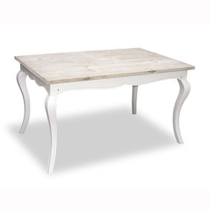 Bayonne Cabriole Legged Dining Table - furniture