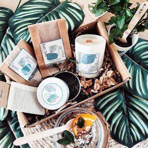 Grow And Make Your Own Organic 'Restore' Pamper Kit