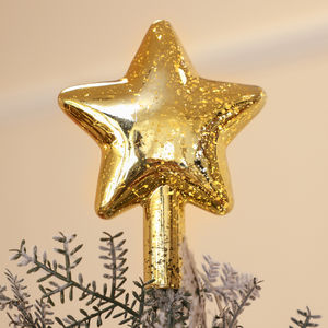 Shining Star LED Christmas Tree Topper - tree toppers