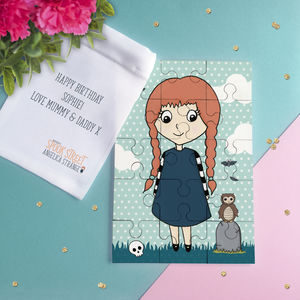 Personalised Spook Street Angelica Puzzle