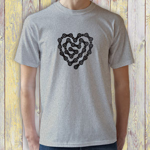 Love Cycling T Shirt