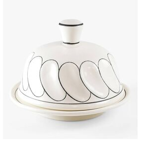 Molly Hatch Round Butter Dish