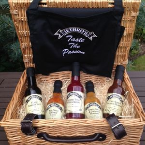 Luxury Chilli Hamper With Apron