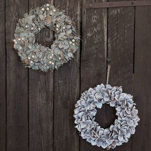 Faux Wreath - christmas parties & entertaining