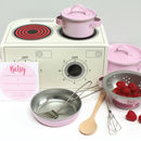 Pink Cookery Set