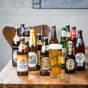 14 Brilliant German Beers With Glass - view all father's day gifts