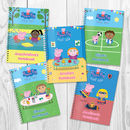 Personalised Peppa Pig: Notebook