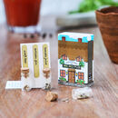 Grow Your Own Micropub Seed Kit In A Matchbox