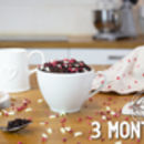 Three Month Mug Baking Gift Subscription