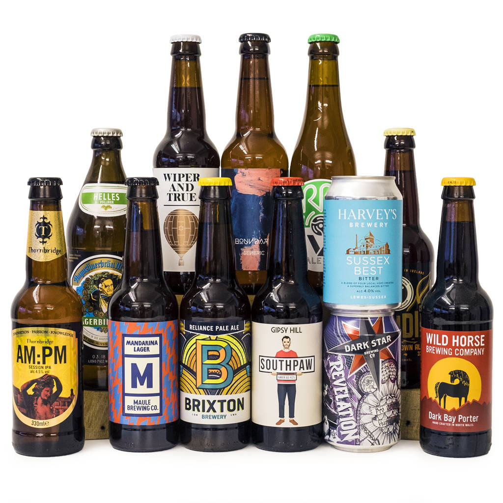Traditionalist Craft Beer Gift Case