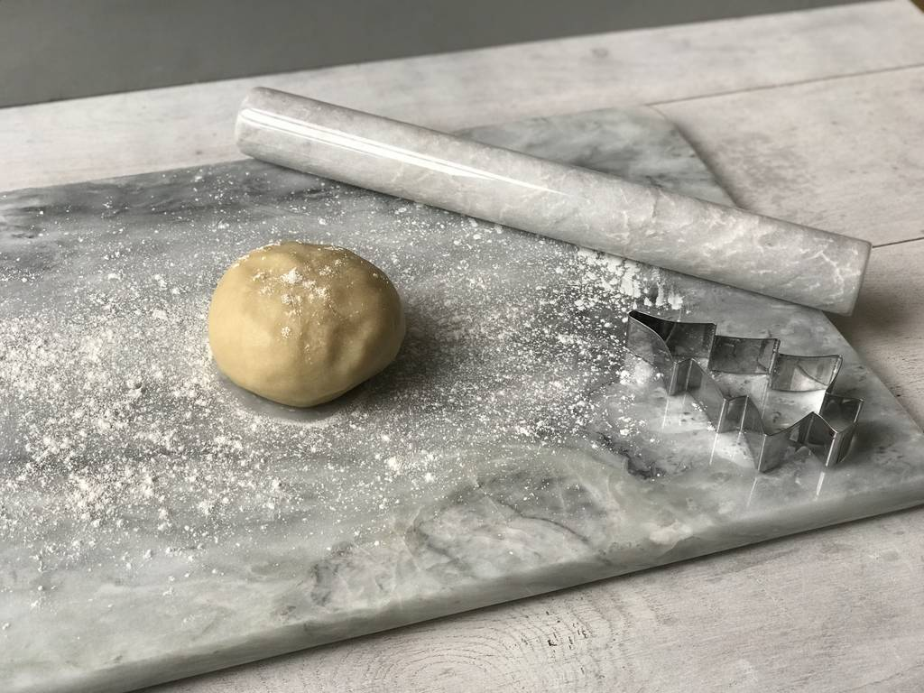 Hand Crafted Marble Rolling Pin By Marbletree