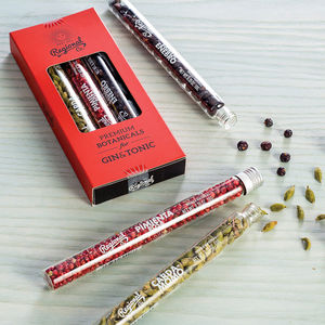 Gin And Tonic Botanicals - host & hostess gifts