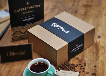 Trio Of Coffee Gift Pack