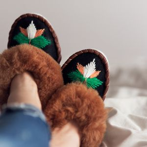 Sheepskin Mocassin Sheepers - brand new partners