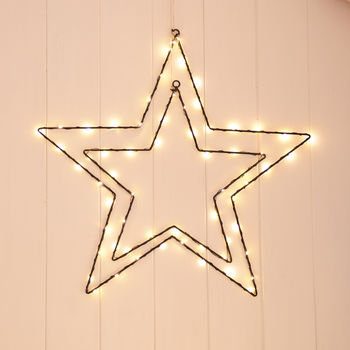 Metal Star Light