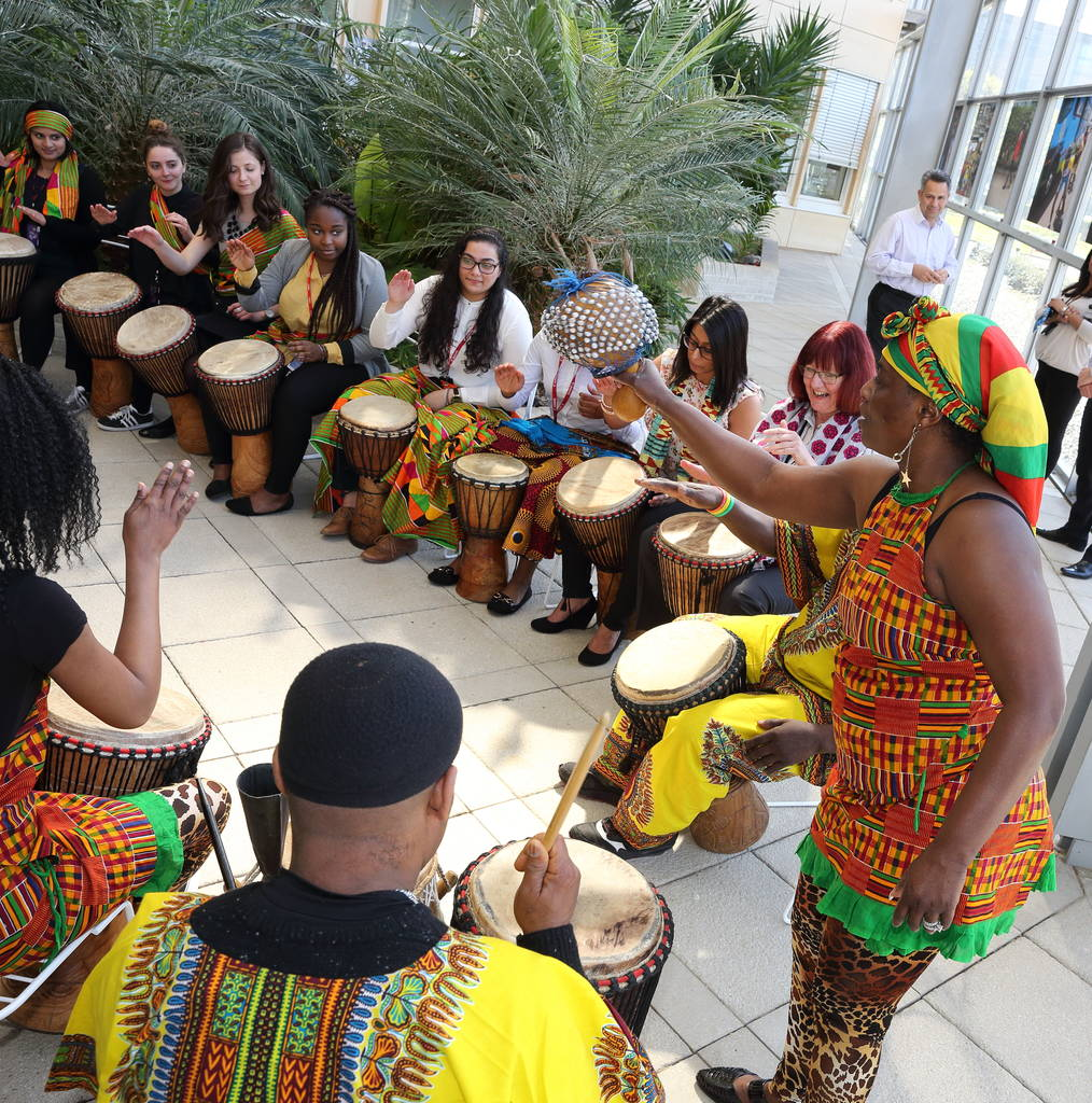 African Drum Chant And Dance Workshop For One