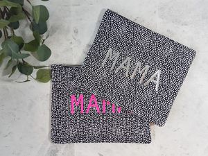 Personalised Baby Changing Bag - baby care