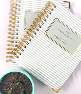 2019 Diary The Coco Planner Stipe