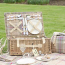 Personalised Oakworth Four Person Picnic Hamper