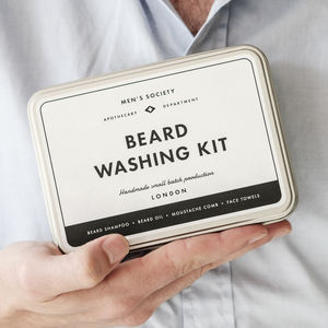 Beard Washing Kit - grooming