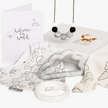 Hera Luxury Cloud Teething Hamper