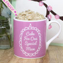 Mug Cake For One Special Mum
