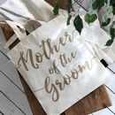 Mother Of The Groom Wedding Bag
