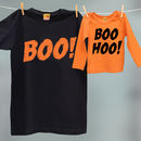 Halloween Costume T Shirt Set For Parent And Child