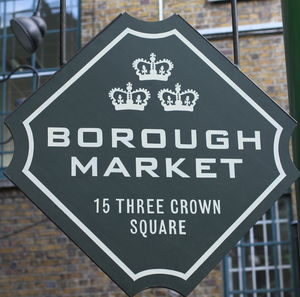 A Taste Of Borough Market Experience For One