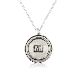 Personalised Family Photo Locket Necklace