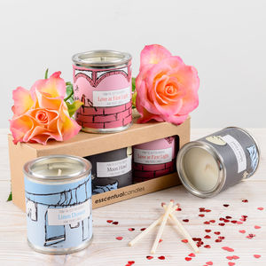 A Scent For All Candle Gift Set
