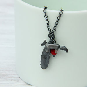 Fantastic Mr Fox Necklace