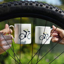 Yellow Jersey Cycling Mug