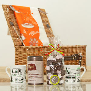 Beach And Camping Tea Gift Hamper
