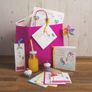 Personalised Unicorn Gift Bag Bundle