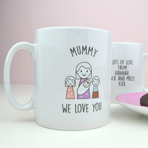 Personalised Mother's Day Mug