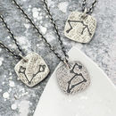 Men's Celestial Constellation Necklace