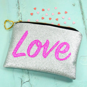 Love Actually Bridal Clutch Bag - wedding fashion