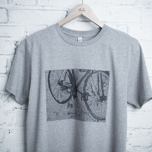 Men's Cycling T Shirt - Mens T-shirts & vests