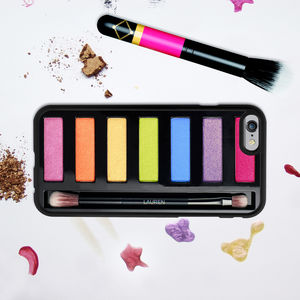 Make Up Palette iPhone Case Personalised - accessories sale