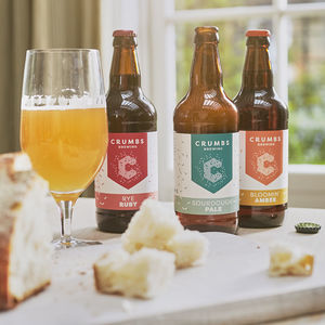 Artisan Bread Beer Gift Set - gifts for him